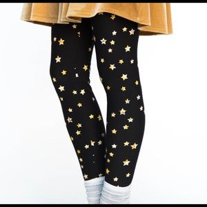 NWT Women's Starry 🌟Night Leggings